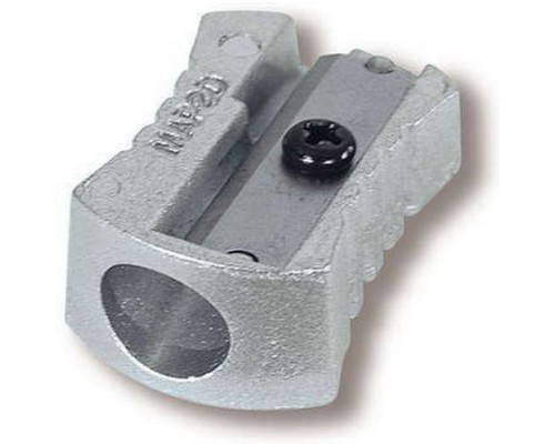 Точилка металлическая METAL на одно отверстие