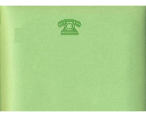 Телефонная книга 48 листов ВИННЕР САЛАТОВЫЙ