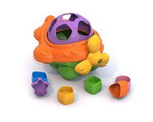 Дидактическая игрушка Самолёт