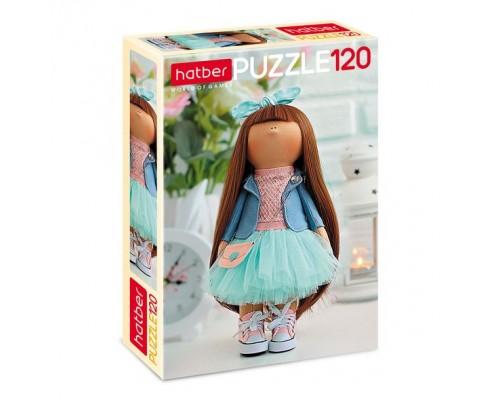 ПАЗЛ 120 элементов Куколка-