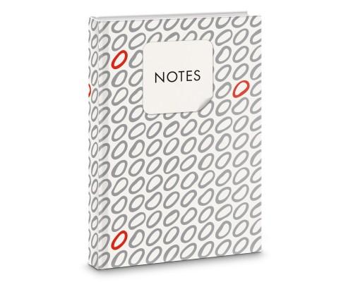 Книга для записей А4 100 листов Стильные заметки