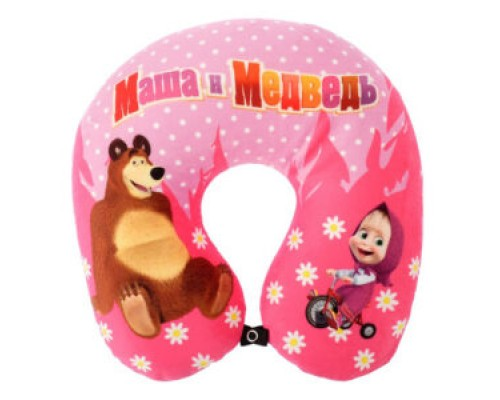 Игрушка-подушка Наплечник Маша и Медведь В29 4168/РЗ/29