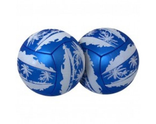 """Мяч волейбольный """"Пляжный"""", d-20см, экокожа 2899-1 J.Otten"""